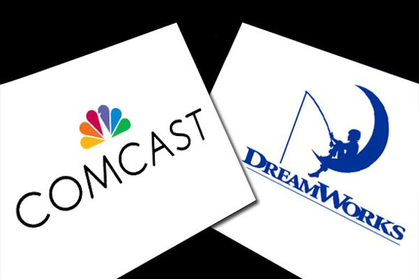 Comcast (CMCSA) Stock Lower as NBCUniversal Closes $3.8 Billion DreamWorks Deal