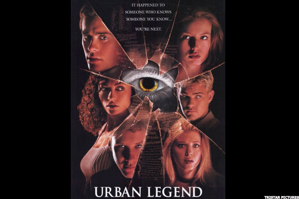 21. Urban Legend