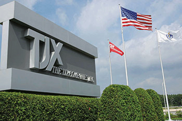 Here's Why TJX Is One of the Few Good Plays in Bricks-and-Mortar Retail