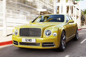 Super Luxury Car Maker Bentley Now Has This in Common With Netflix