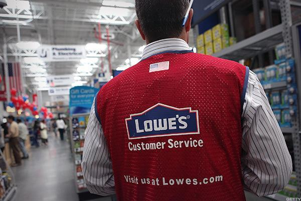 Lowe's Looks Vulnerable Right Now