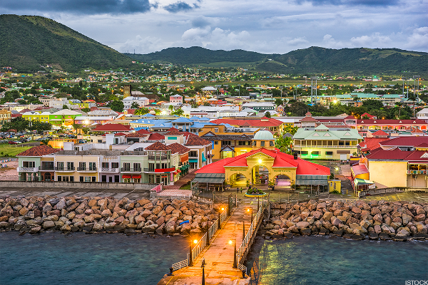 5. St. Kitts and Nevis