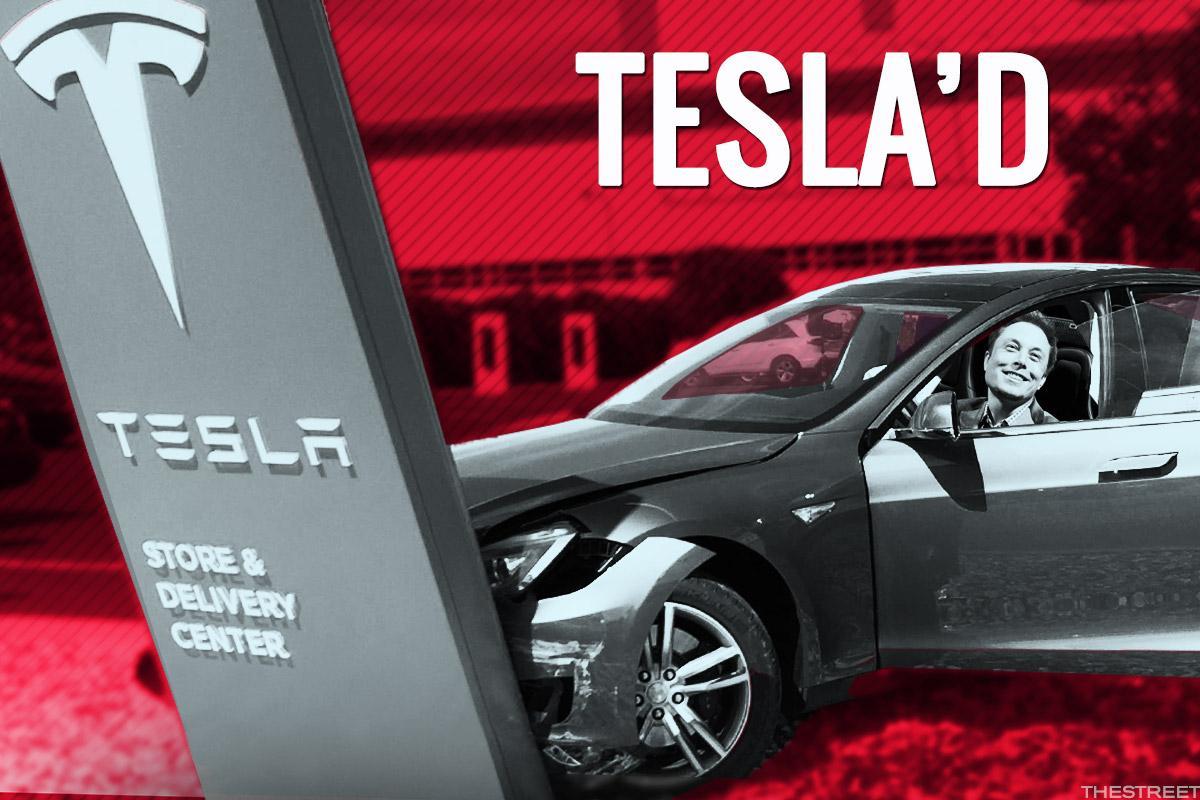 Tesla Must Raise Billions in Cash If Elon Musk Still Wants to Make Cars