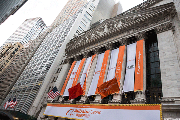 In Case You Missed It Friday: Alibaba's Gravy Train Keeps Chugging Along