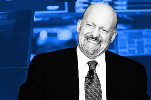 Jim Cramer Live: What the General Electric Upgrade Means for the Markets