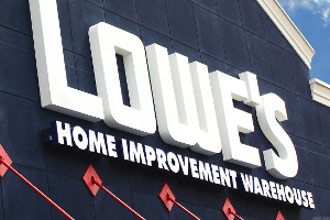 Lowe's Shares Gap Higher on Guidance, Toward Risky Level -- Here's What to Do