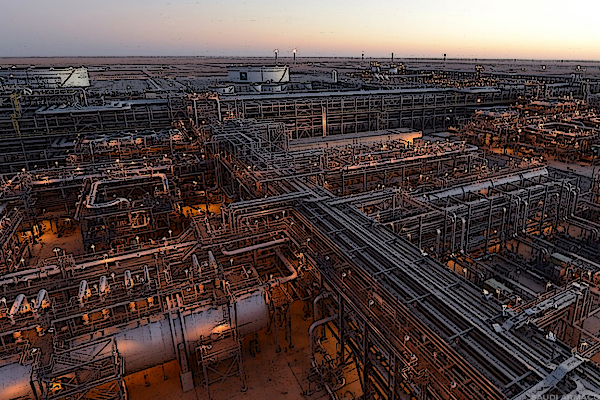 The Thought of a $3.5 Trillion Aramco IPO Should Make You Think Twice