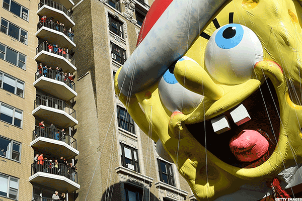 20 Companies Pushing the Macy's Thanksgiving Day Parade