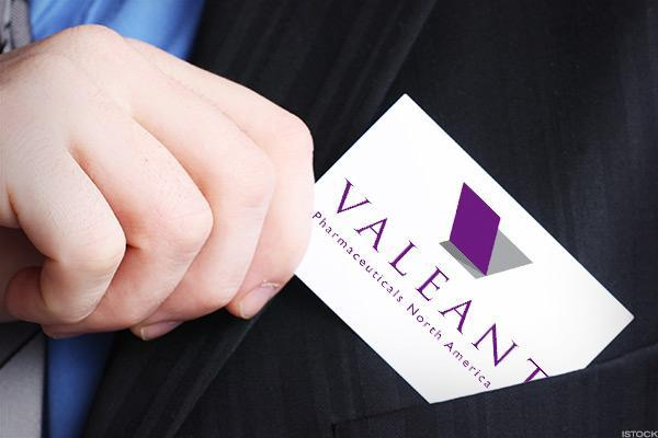 Valeant Shares Still Reeling From Ackman Exit