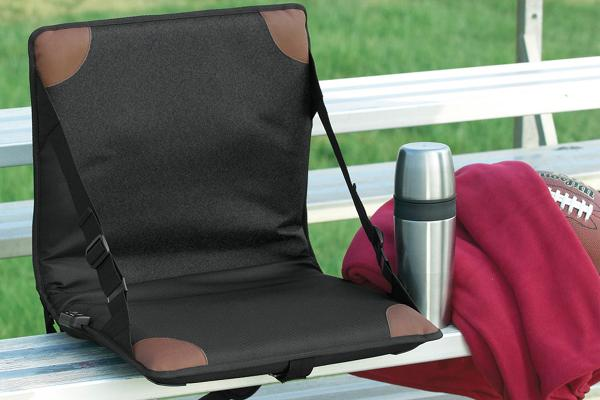 Heated Massaging Stadium Cushion