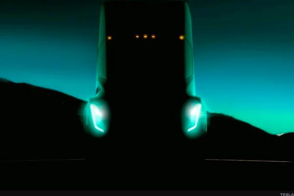 Tesla Truck.