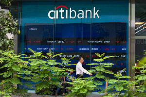 Citi Bids Farewell to a 'Bad Bank' Once Valued at $888 Billion