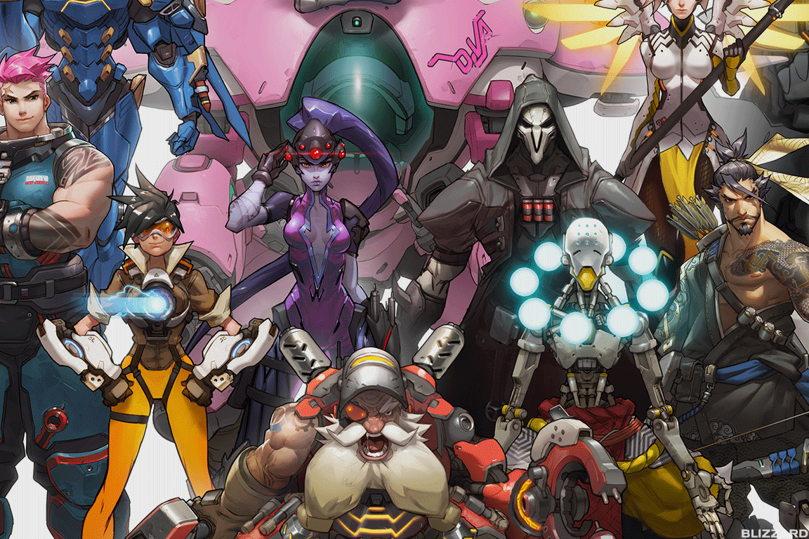 Activision's Overwatch League involves 12 teams that compete to win games of the first-person shooter.