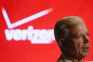 Verizon Shares Tank on Fourth-Quarter Earnings Miss