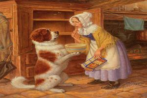 Old Mother Hubbard Could Relate to This Value Portfolio