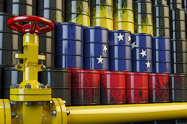 Venezuela Is Key Factor in Oil Surge