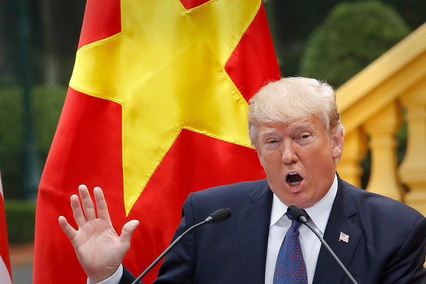 Trump Raises Tariffs on Chinese Goods in Retaliation for Beijing's Latest Move