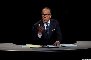 NBC's Lester Holt Redeems Matt Lauer's Poor Presidential Forum Performance at First Debate