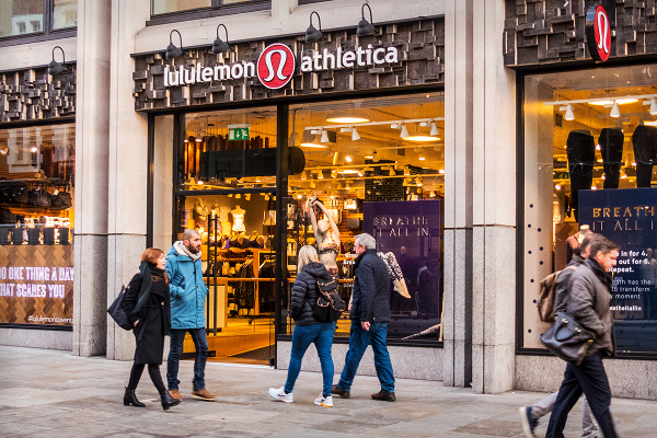 Jim Cramer: Lululemon Is a Master at Experiential Retail