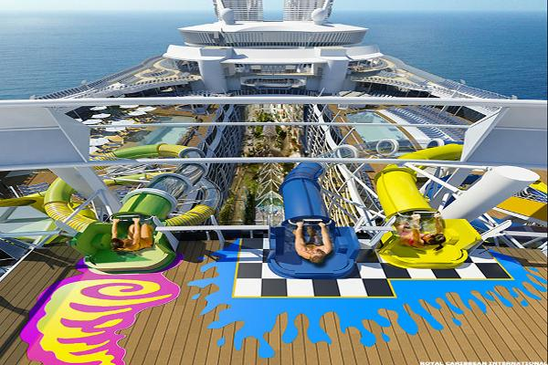 Royal Caribbean, Mattel Target Teens, Kids Through Online Content