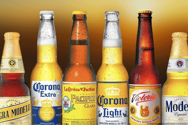 Constellation Brands Stock Soaring on Earnings Beat -- Jim Cramer Weighs In