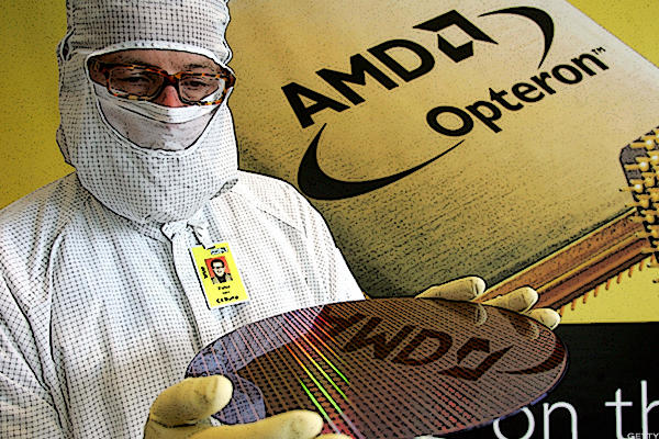 AMD's Red-Hot Stock Might Be Due for a Breather