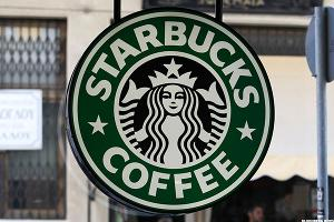 SBUX, GE, PFE: Jim Cramer's Views