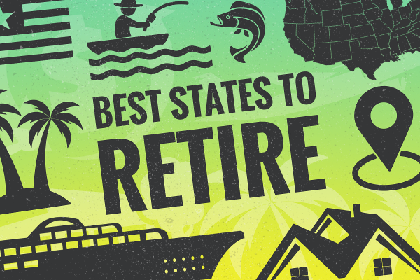 11 Best States to Retire on a Fixed Income - TheStreet
