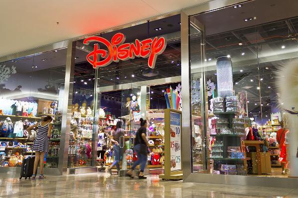 13. Disney