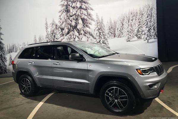 Meet the $86,000 Jeep Grand Cherokee Trackhawk