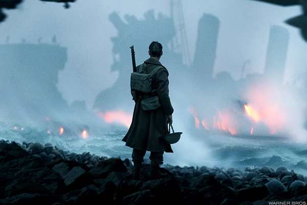 'Dunkirk' Soars in Box Office Debut