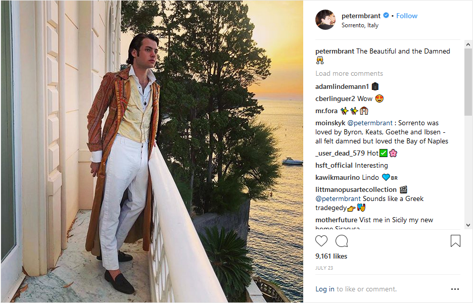 Top 10 Rich Kids of Instagram of 2018 -- Who to Follow - TheStreet