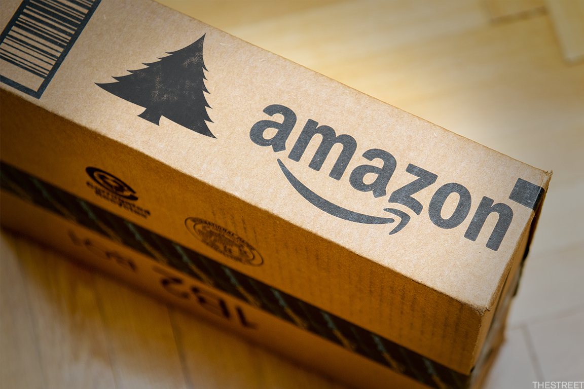 Amazon puts up big holiday season.
