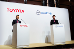 Toyota, Mazda to Jointly Develop Smart-Car Software