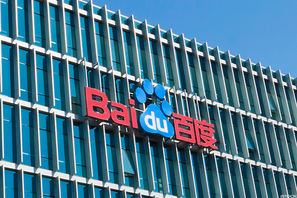 Baidu Is Ready to Go Up