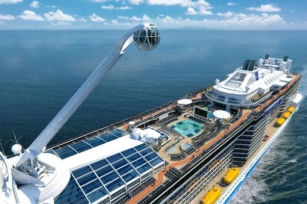 Ride in a Pod That Swings You Out Over the Ocean