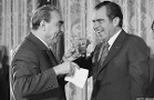 If Trump Is Like Nixon, Watch Out for 40% Market Correction