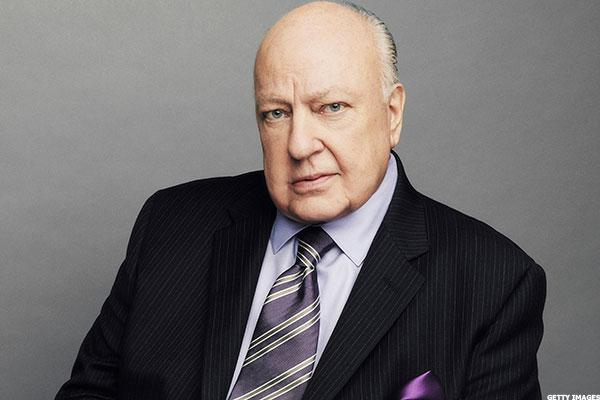 Twenty-First Century Fox (FOXA) Anticipating Settelement Offers in Ailes Case, CNBC Reports
