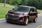 Chevy Just Can't Keep Its $50,000 Crossover Traverse SUV on Dealer Lots