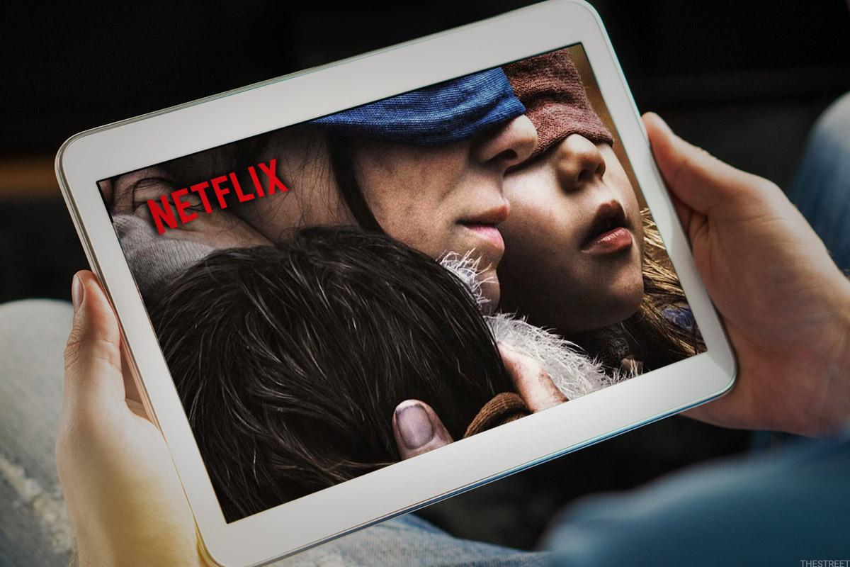 Netflix Target Price Is Slashed $100 by Monness Crespi Hardt