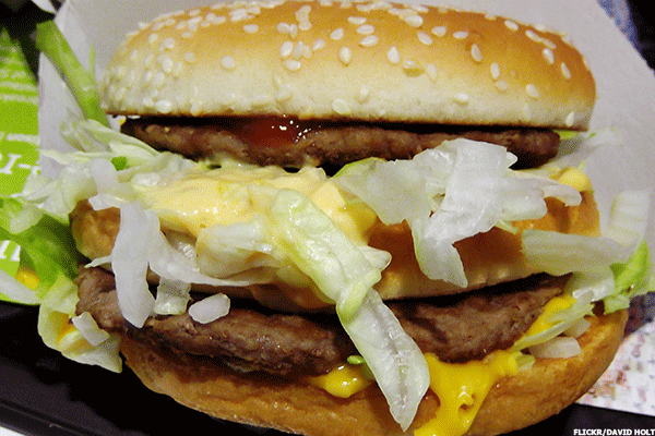 McDonald's Fails Society by Not Cleaning Up Iconic Big Mac Sauce