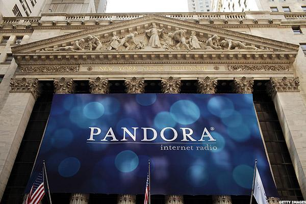 What Pandora Has in Common With Twitter