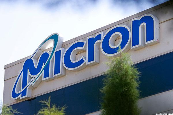 Micron Technology Gets Boost from Apple, Has Momentum on Its Side