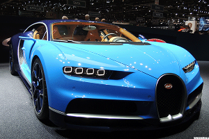 Bugatti Delivered the First $3 Million Chiron in the U.S. -- Here Are the Specs