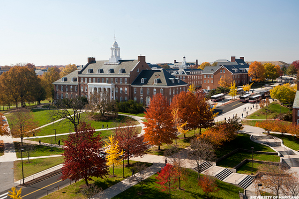 Maryland: University of Maryland, College Park
