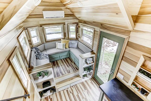 Tiny Home Designs: Tiny Houses Perfect For Your Mother-in-Law, Grown Kids Or