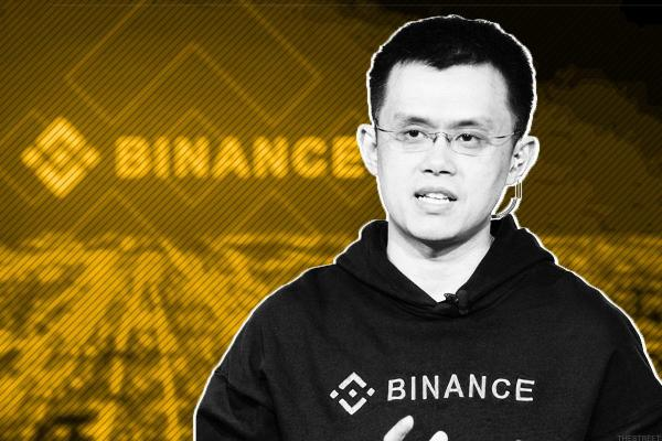 CEO of Binance, the World's Biggest Cryptocurrency Exchange, Talks to TheStreet