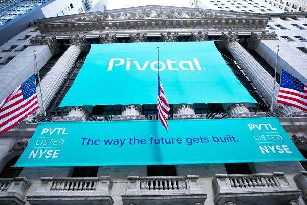 Is This Pivotal Software's Time to Shine Now?