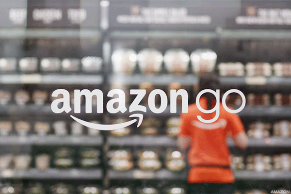 Amazon to sell Beer, Wine in Amazon Go Store