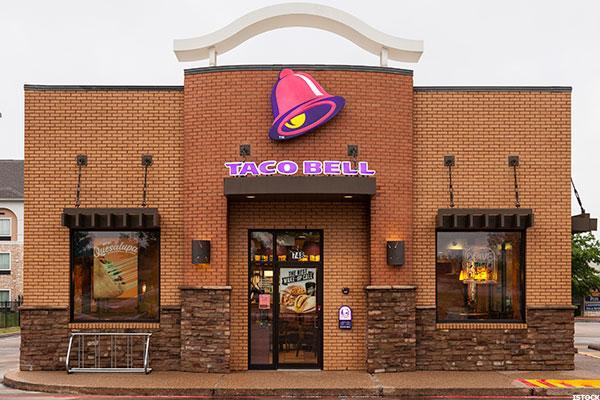 Taco Bell Escapes the Reach of McDonald's and the Restaurant Recession